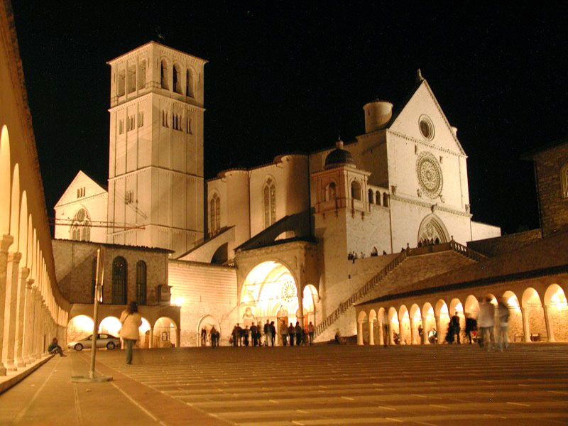 320Assisi San Francesco